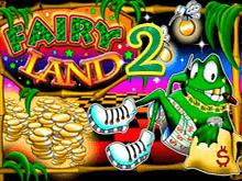 Fairy Land 2 на рабочем зеркале