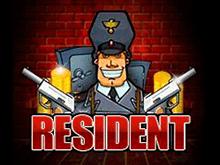 Автомат Resident в онлайн казино