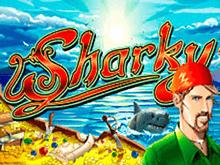 Автомат Sharky в казино на деньги