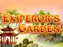 Игровой онлайн-слот Сад Императора с тематической символикой